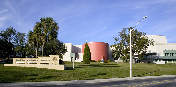 Colleges In South Florida >> Frank Lloyd Wright At Florida Southern College